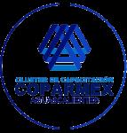 Logo of Clúster de Capacitación COPARMEX Aguascalientes